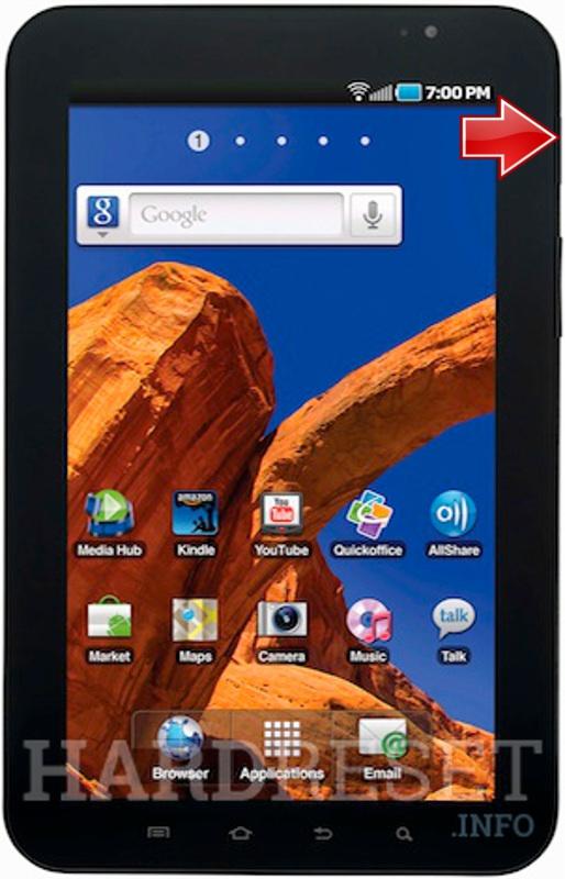 Hard Reset SAMSUNG Galaxy Tab 4G LTE - HardReset info