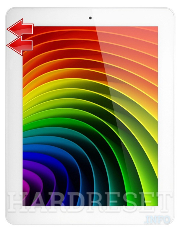 HardReset COLORFUL Colorfly E976 Q1