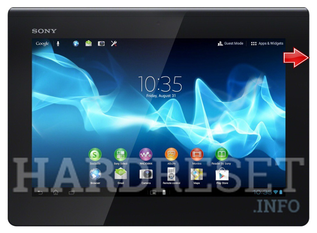 Xperia tablet s jelly bean update now rolling out | xperia blog.