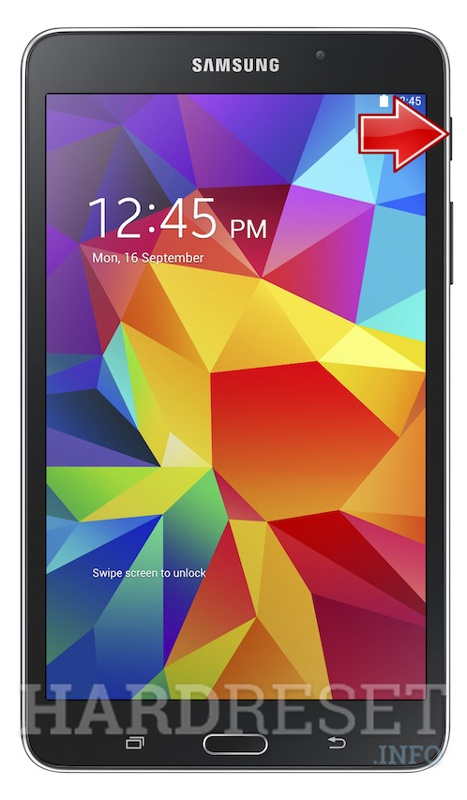 Download Mode SAMSUNG T230 Galaxy Tab 4 7 0