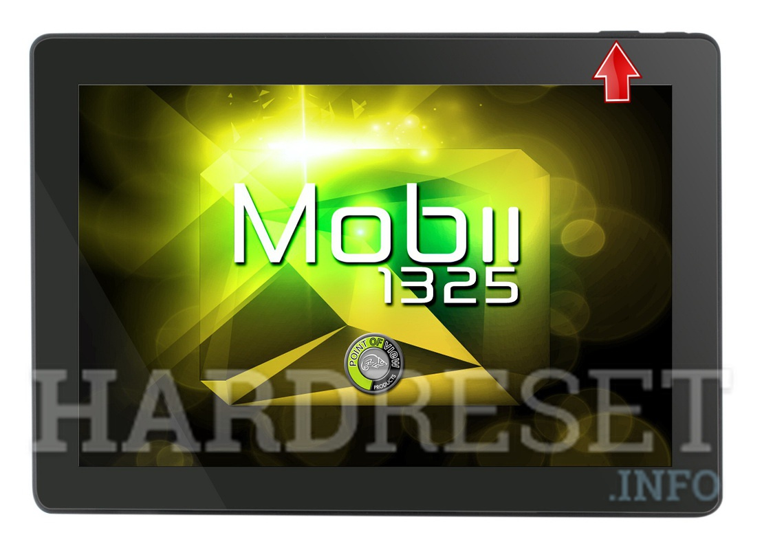 Hard Reset POINT OF VIEW Mobii 1325
