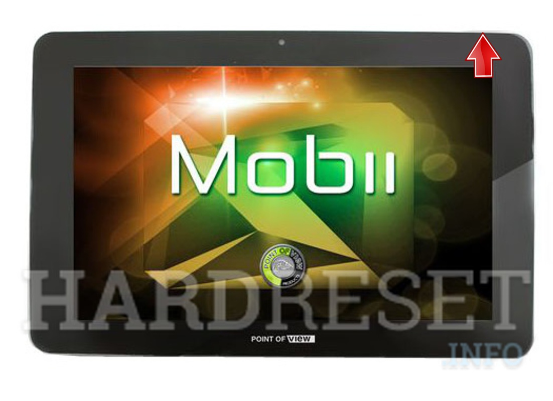 Hard Reset POINT OF VIEW Mobii 1045