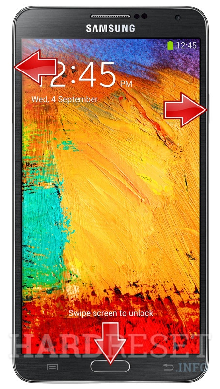 HardReset SAMSUNG N7502 Galaxy Note 3 Neo Duos