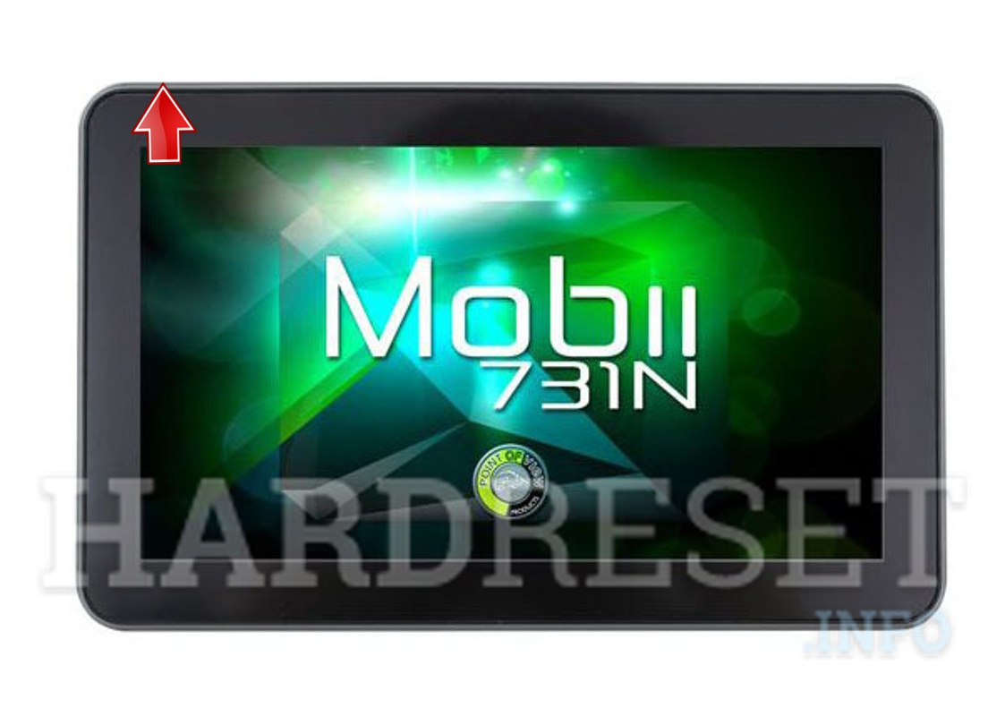 Hard Reset POINT OF VIEW Mobii 731N