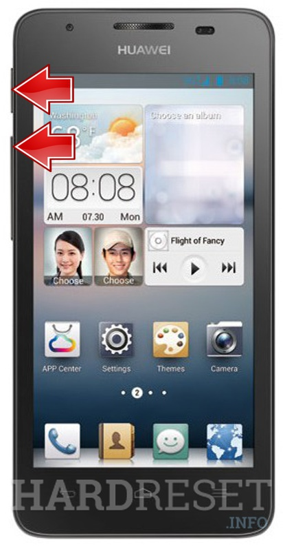 Picture of Huawei Ascend G510-0200 Stock Firmware Flash File