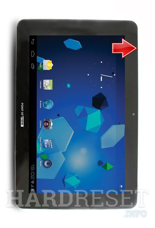 Hard Reset POINT OF VIEW ProTab 26 XXL IPS