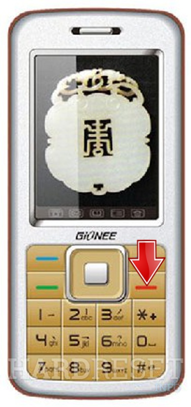 Hard Reset GIONEE A9