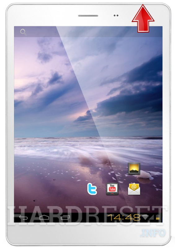 Hard Reset ROVERPAD Air 7.85 3G