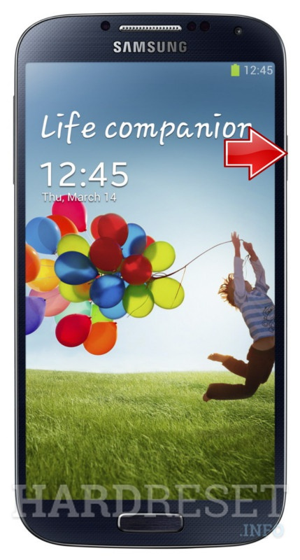 Hard Reset SAMSUNG I9515 Galaxy S4 Value Edition