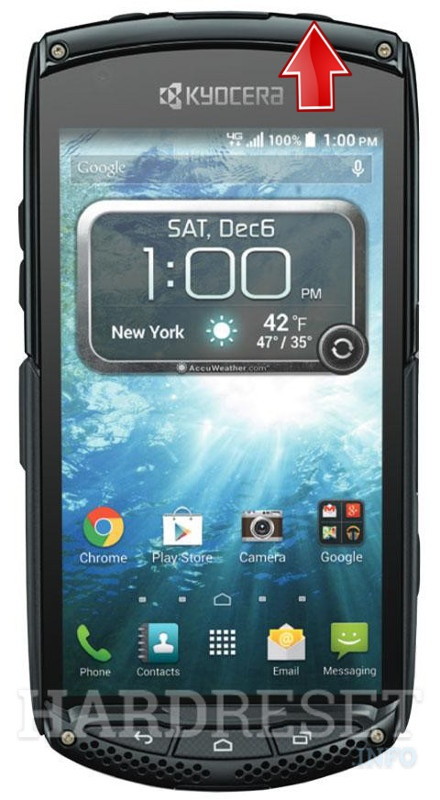 Hard Reset KYOCERA DuraScout E6782