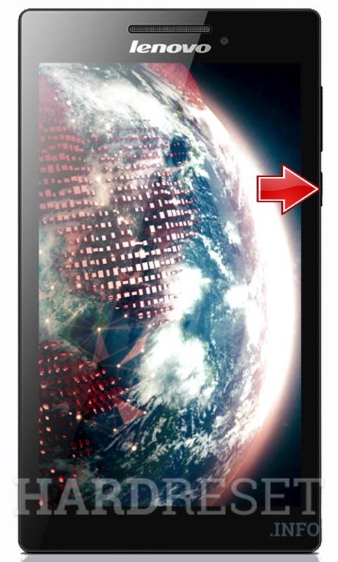 Hard Reset LENOVO Tab 2 A7-10, how to - HardReset info