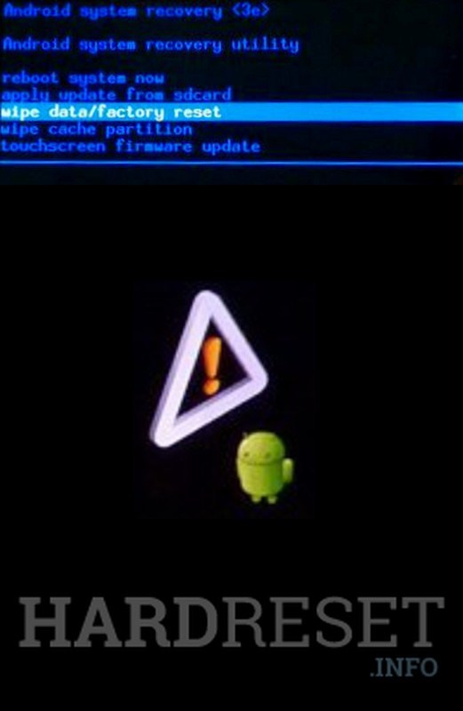 Factory Reset ADVENT Vega Tegra Note 7