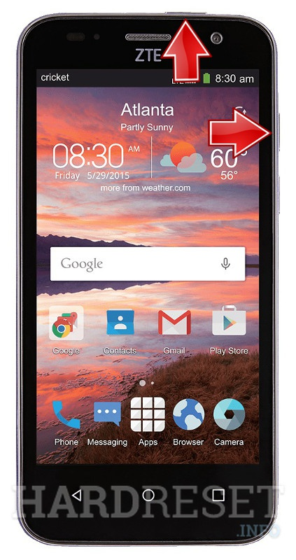 contracts might zte recovery mode 23-megapixel