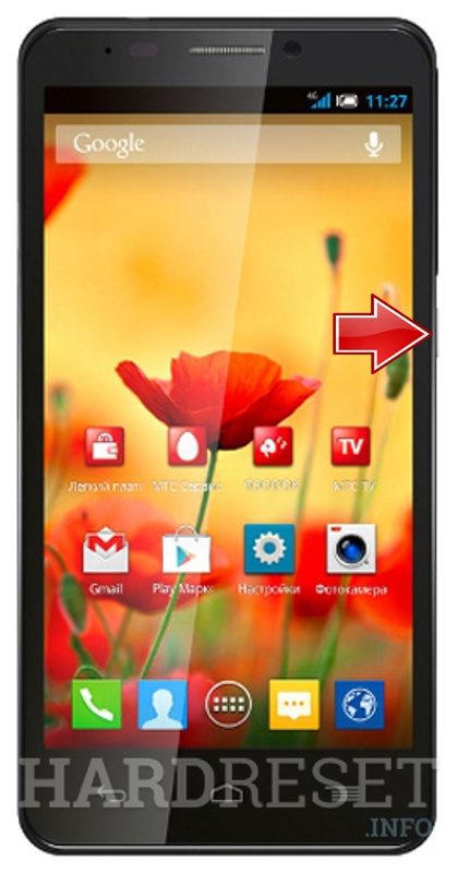Hard Reset ALCATEL 6035R One Touch Idol S