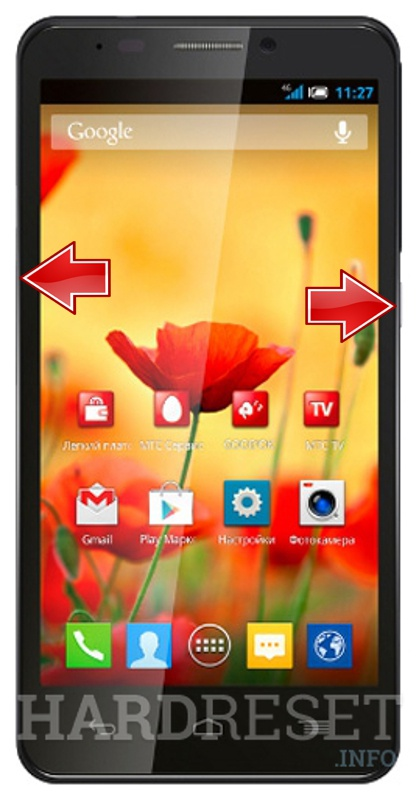 HardReset ALCATEL 6035R One Touch Idol S