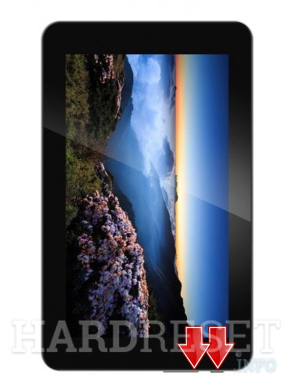 HardReset CONNECT A7 Pro