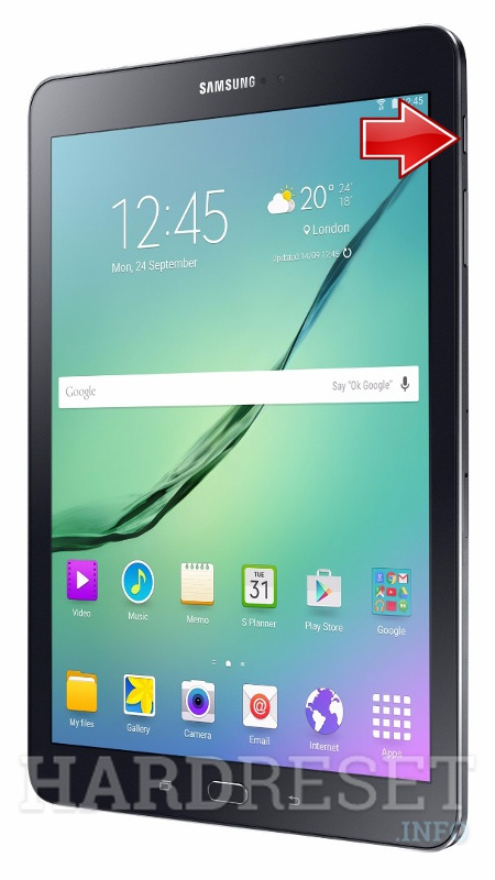 Remove Screen Lock on SAMSUNG T815 Galaxy Tab S2 9.7 LTE