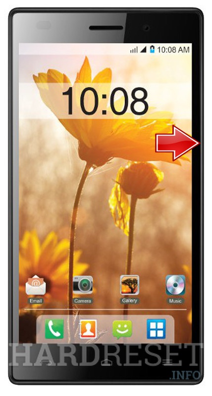 Hard Reset INTEX Aqua Power+