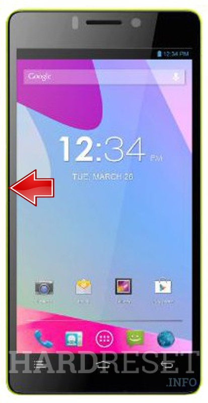 Hard Reset BLU Vivo 4.8 HD D940a