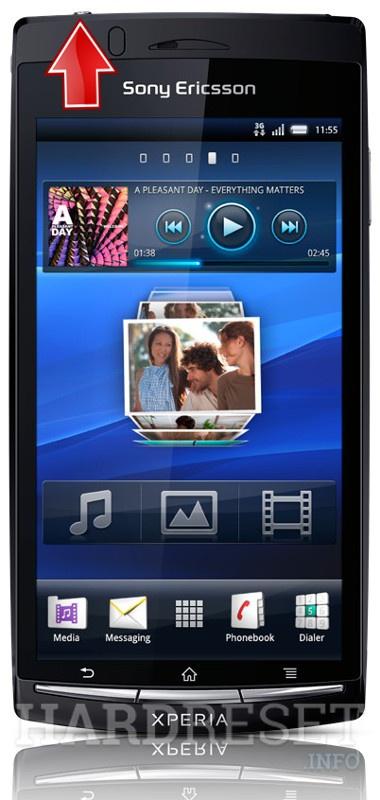 how to hard reset my phone sony ericsson xperia arc x12 so 01c rh hardreset info Sony Xperia C Sony Xperia L