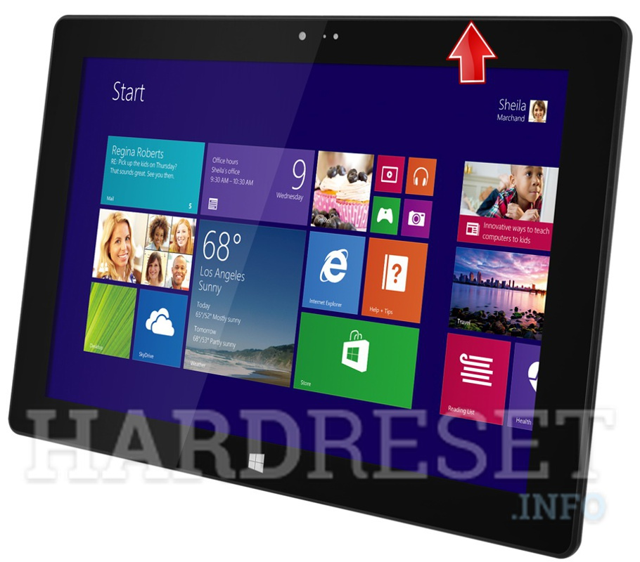 Hard Reset PRESTIGIO MultiPad Visconte 2