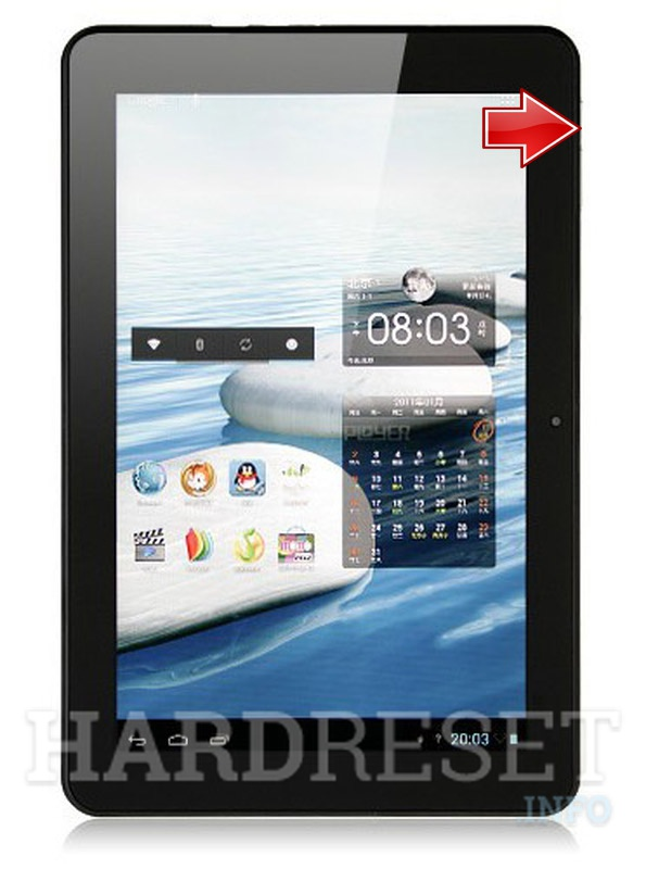 Factory Reset PLOYER MOMO 12 Dual Core 10.1