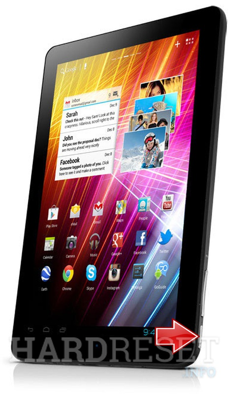 Hard Reset My-Go GBT740RS GoTab 7