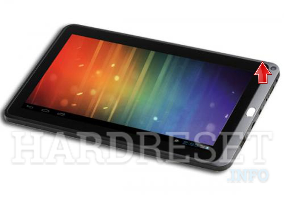 Hard Reset LC-POWER LC10TAB-A10 MIRA 1