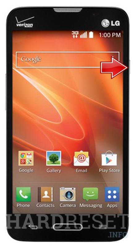 Download Mode LG VS450PP Exceed 2 - HardReset info