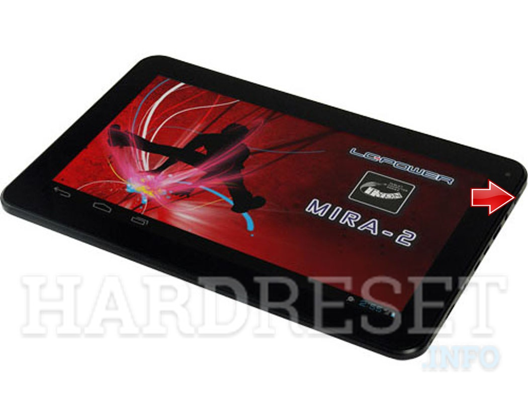 Hard Reset LC-POWER LC10TAB-A10 MIRA 2