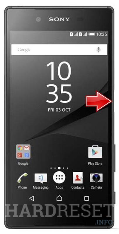 Sony xperia z5 premium e6853 how to hard reset my phone hard reset sony xperia z5 premium e6853 ccuart Gallery