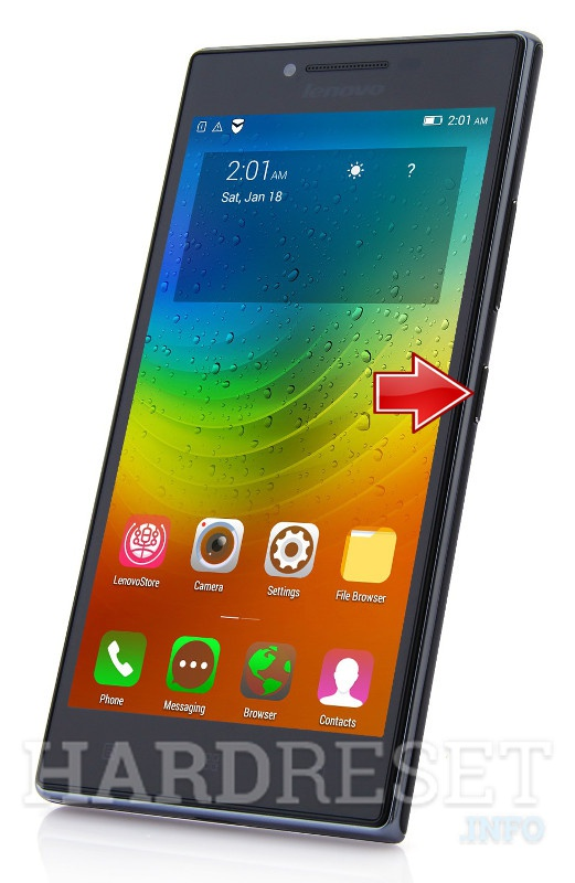 Hard Reset Lenovo P70 T How To Hardreset Info