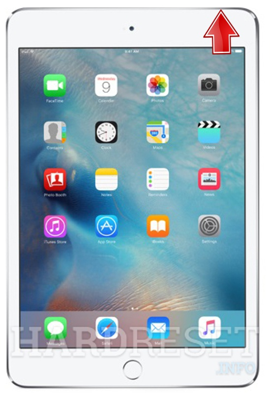 Remove Screen Lock on APPLE iPad mini 4 Wi-Fi
