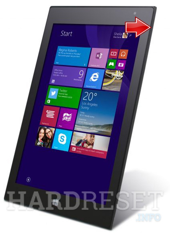 Hard Reset POINT OF VIEW Mobii WinTab P820W