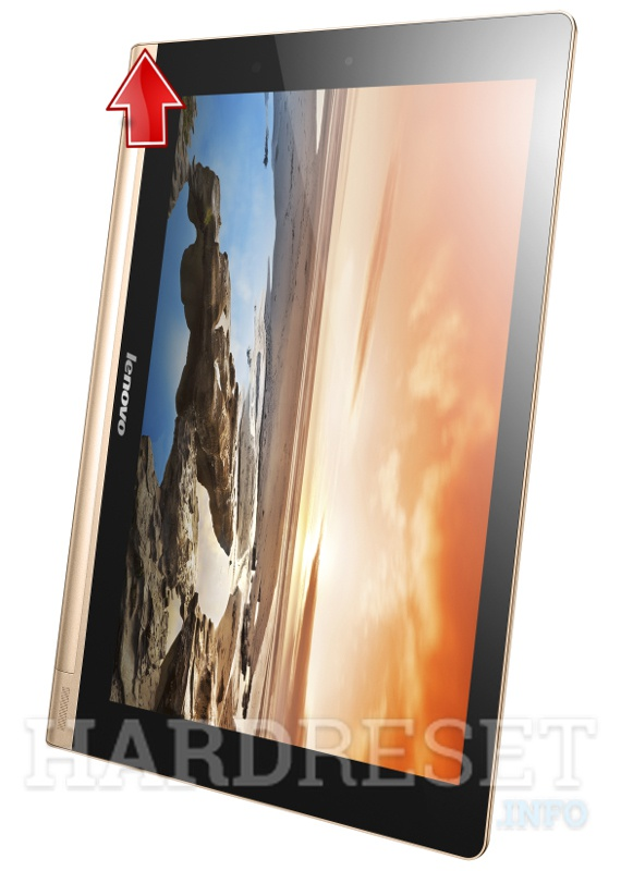 Hard Reset LENOVO Yoga 10 HD+ 3G