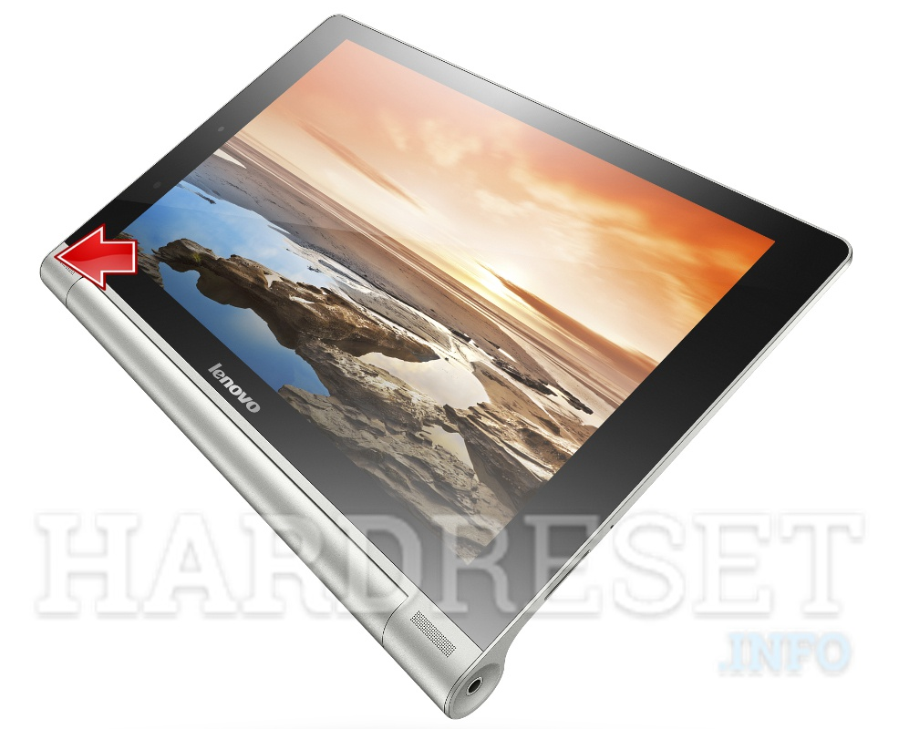 Hard Reset LENOVO Yoga 10 HD+