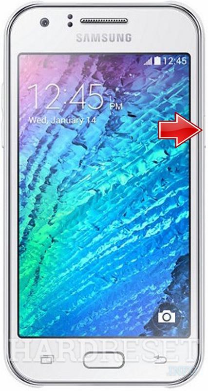 Hard Reset SAMSUNG J200F Galaxy J2 - HardReset info