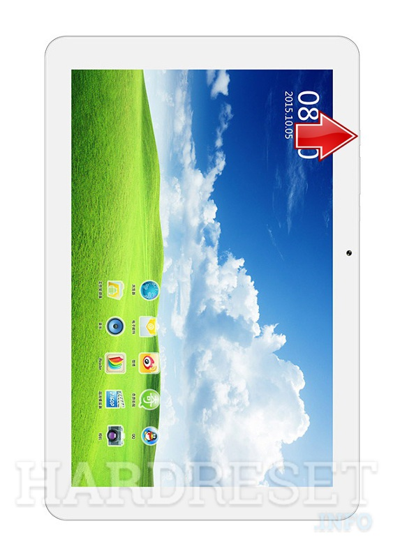 Hard Reset TECLAST P18 Quad Core