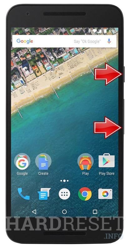 Permanently delete data from LG Nexus 5X North America
