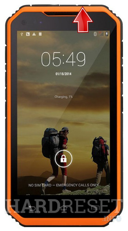 Hard Reset DIGOOR DG2 Plus