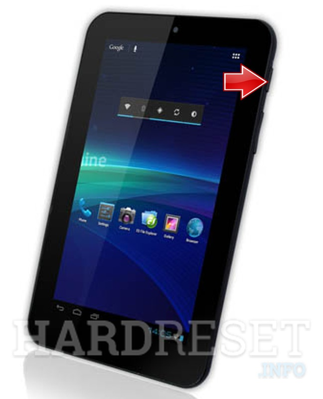 Hard Reset ALLVIEW AX1 Shine