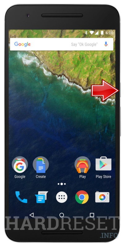 Hard Reset HUAWEI Nexus 6P International