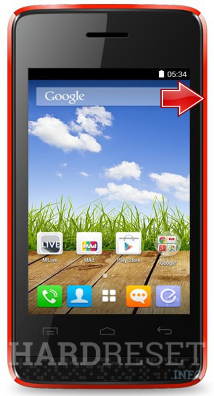 Format MICROMAX Bolt A066