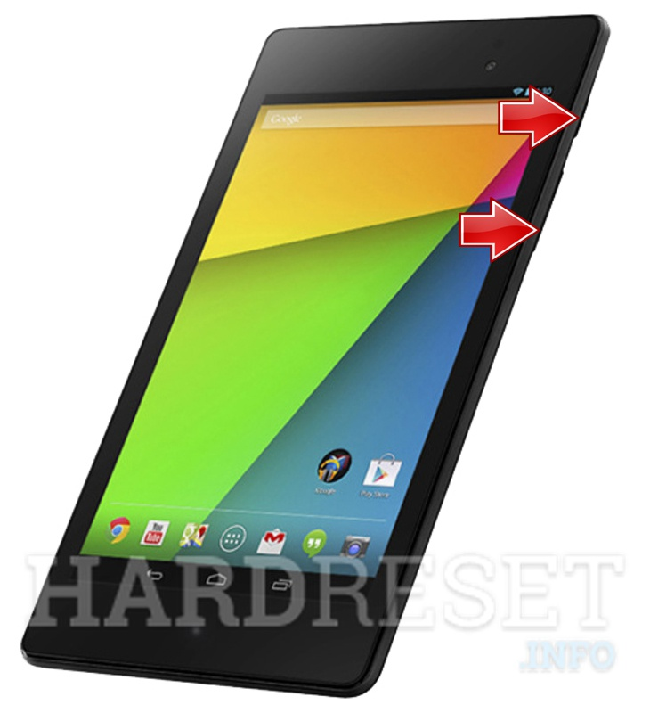 Permanently delete data from ASUS Nexus 7 2013 LTE America