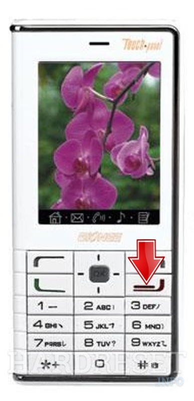 Hard Reset GIONEE T16