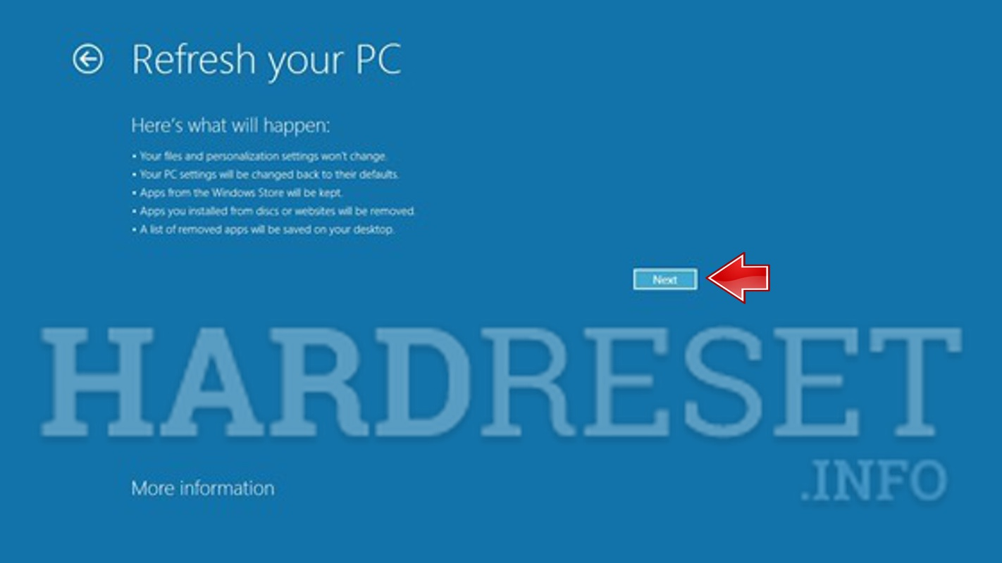 how to reinstall surface pro 3