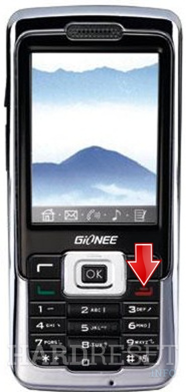 Hard Reset GIONEE T10