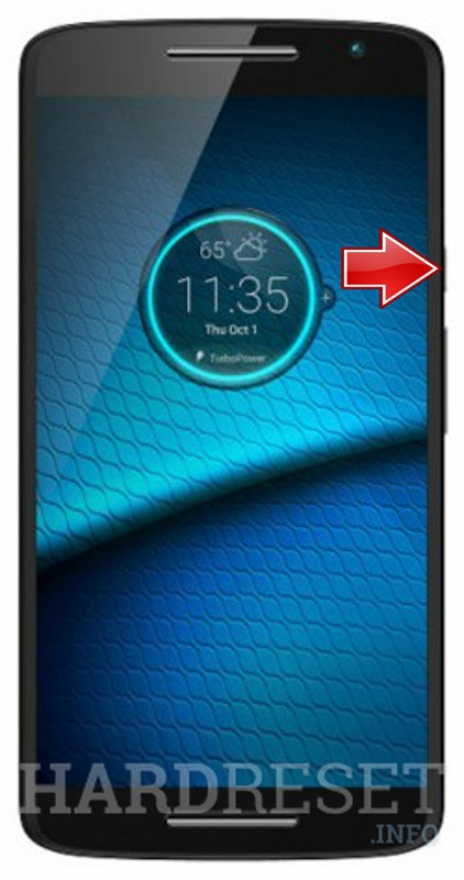 Hard Reset MOTOROLA Droid Turbo 2