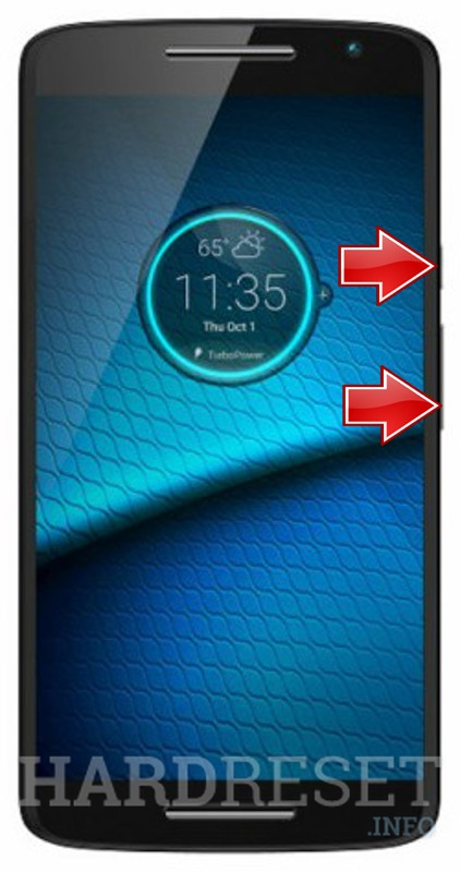 Permanently delete data from MOTOROLA Droid Turbo 2