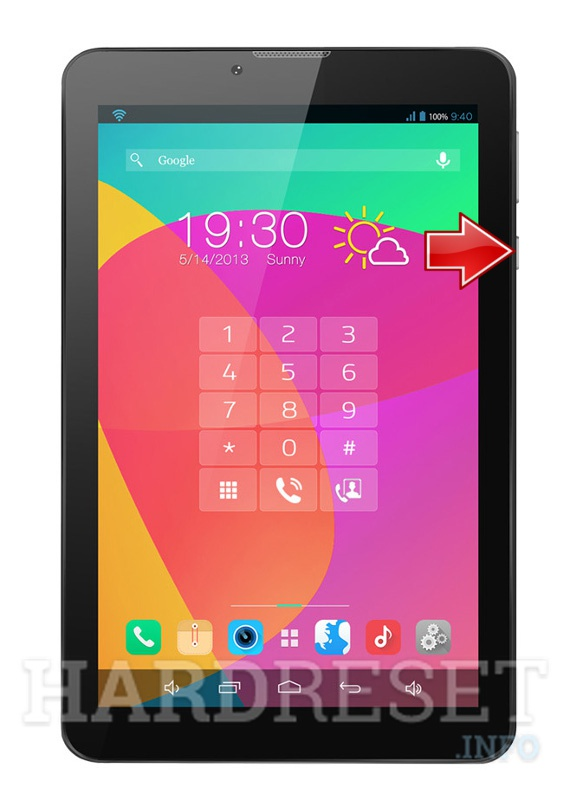 Hard Reset XTOUCH QF71 PhoneTab